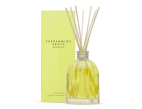 Peppermint Grove Coconut, Grapefruit & Lime Room Diffuser 350ml