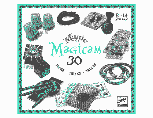 Magicam - 30 Magic Tricks