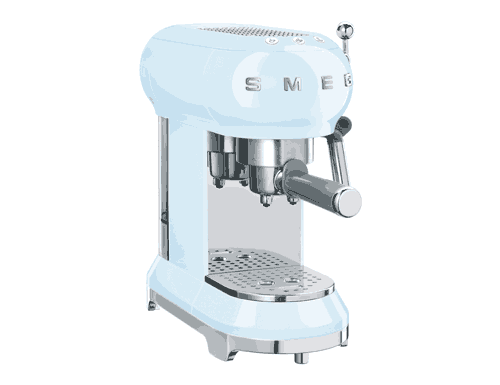 SMEG Espresso Coffee Machine 50's Retro Style