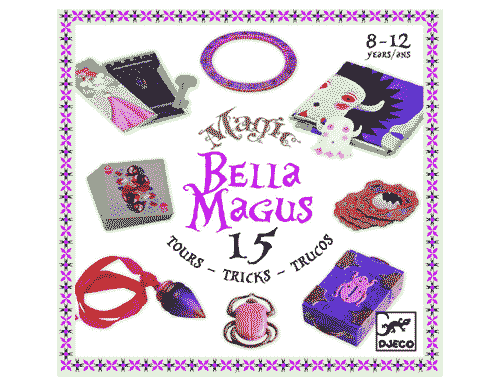 Bella Magus - 15 Magic Tricks
