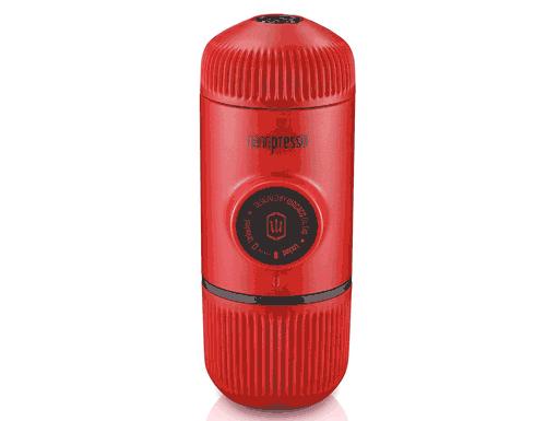 Wacaco Nanopresso Portable Espresso Machine - Red