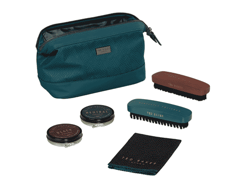 Ted Baker London Shoe Shine Kit