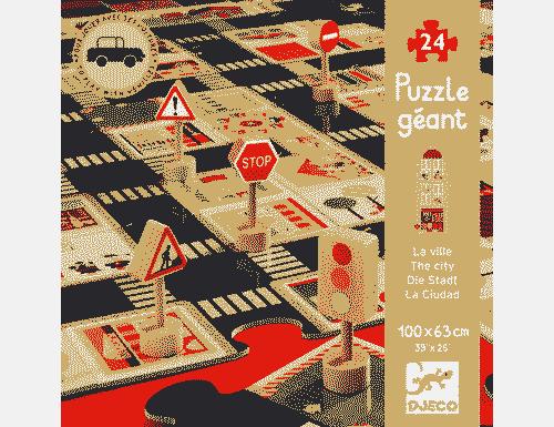 The City Puzzle