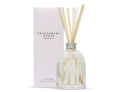 Peppermint Grove Patchouli & Bergamot Room Diffuser 200ml