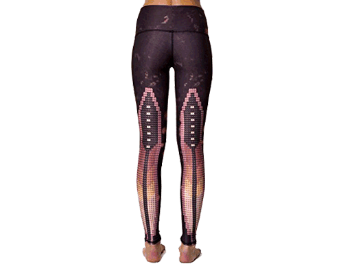 Teeki Sacred Feather Legging