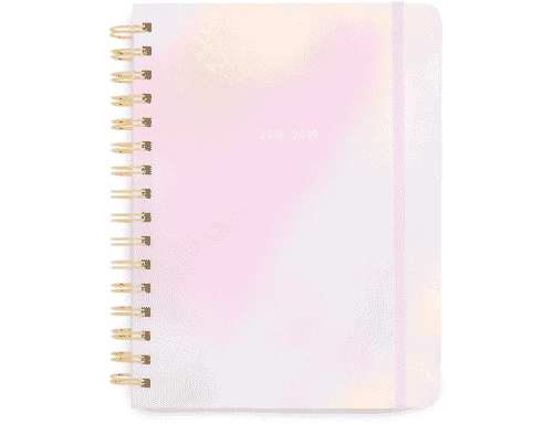 ban.do Rough Draft Mini Notebook - Pearlescent