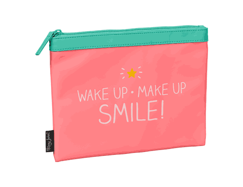 Happy Jackson Wake Up Make Up Bag