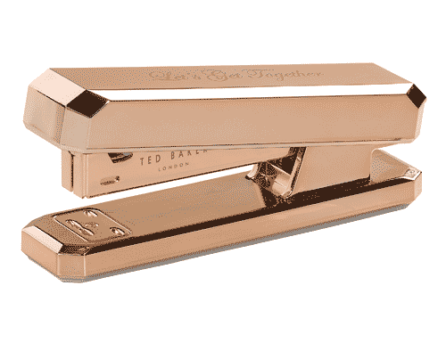 Ted Baker London Diamond Stapler