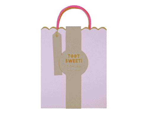 Pastel & Neon Medium Gift Bag