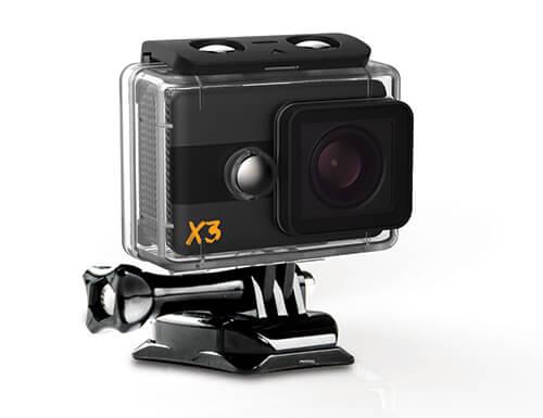 X3 Action Camera