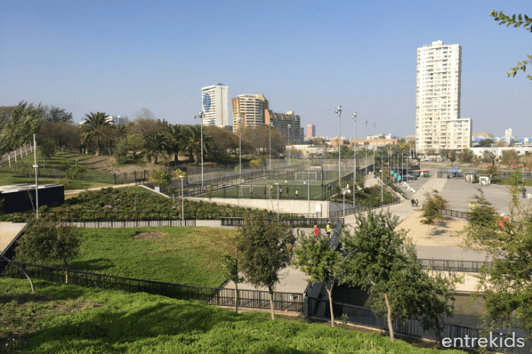 Parque de la familia (Ex Parque Padre Renato Poblete)