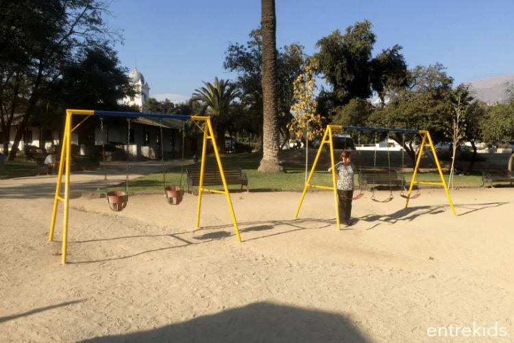 Parque Los Dominicos