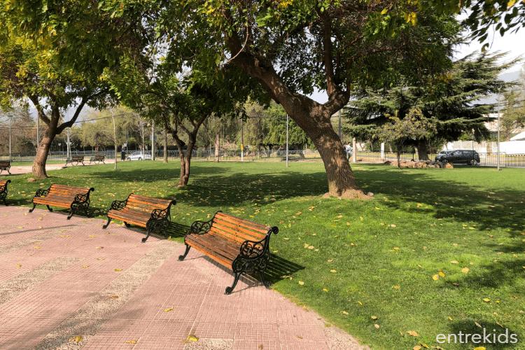 Plaza Cerro Catedral