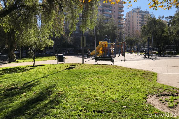 Plaza Domingo Bondi