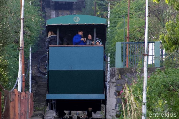Paseo en Funicular desde Pio Nono hasta el zoológico