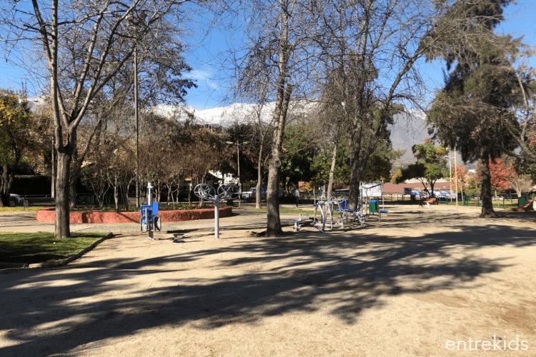 Plaza Glorias del Ejercito