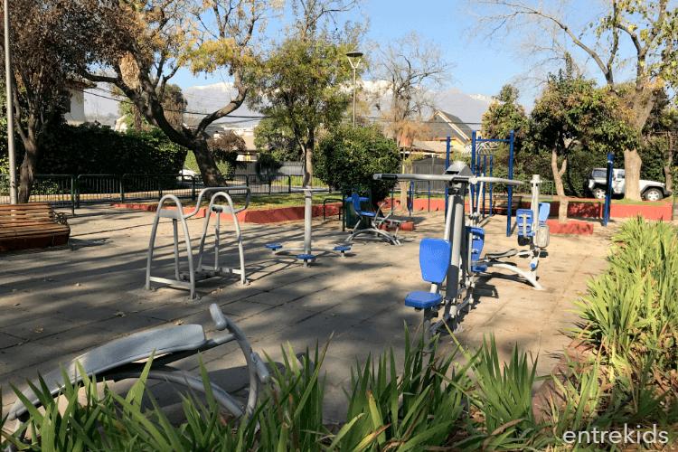 Plaza Hermanos Cabott