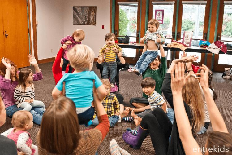 Aprendiendo música con los niños en 10 semanas