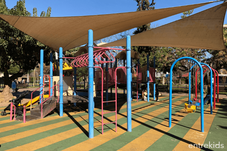 Plaza Horacio Rivarola