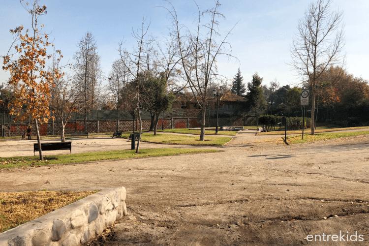 Plaza Luis Matte Larraín