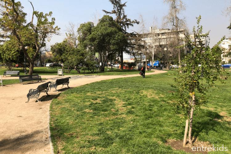 Parque Augusto Errázuriz