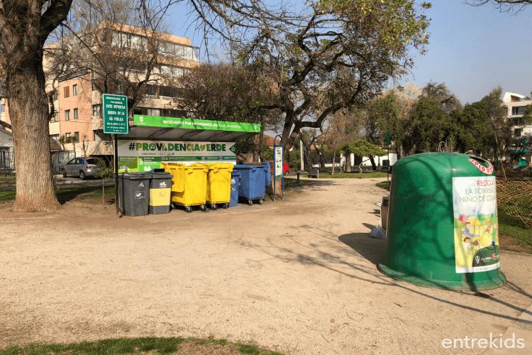 Plaza Dinamarca