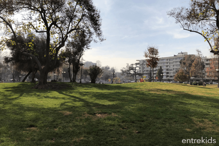 Plaza Inés de Suarez