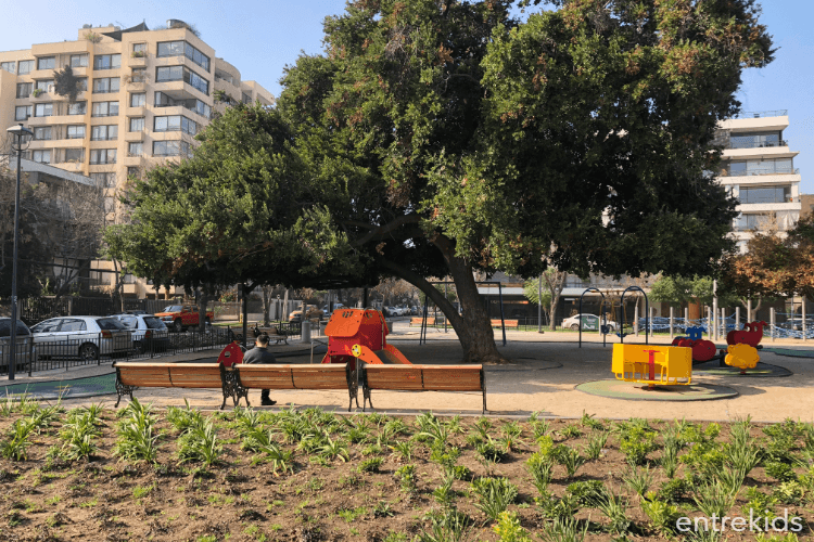 Plaza La Alcaldesa