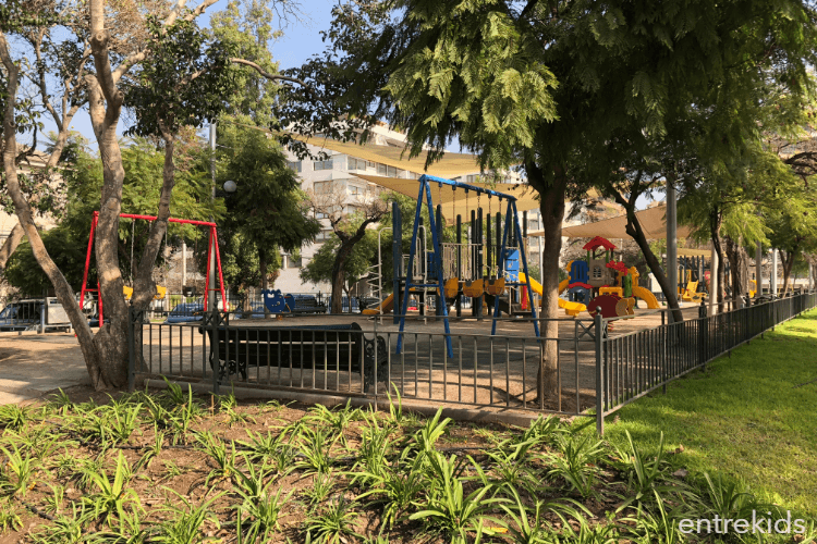 Plaza Las Lilas