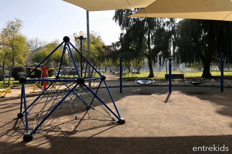 Plaza Loreto Cousiño