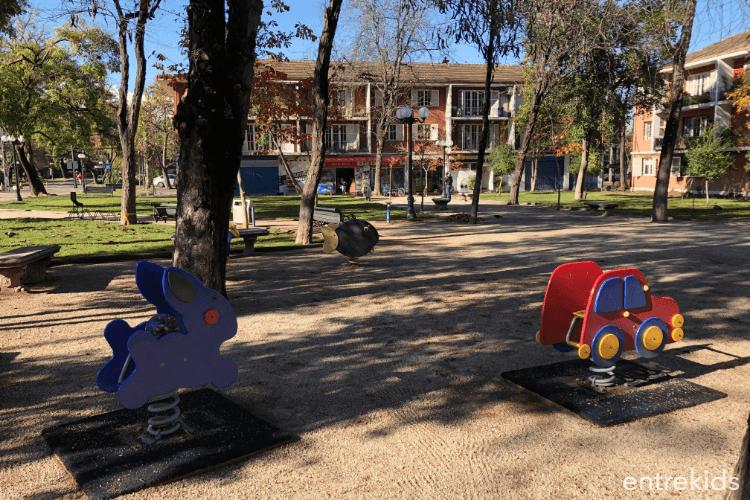 Plaza Padre Letelier
