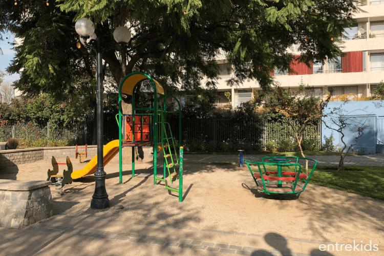 Plaza Teresa Salas