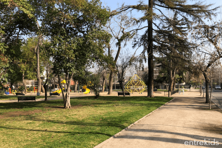 Plaza Uruguay