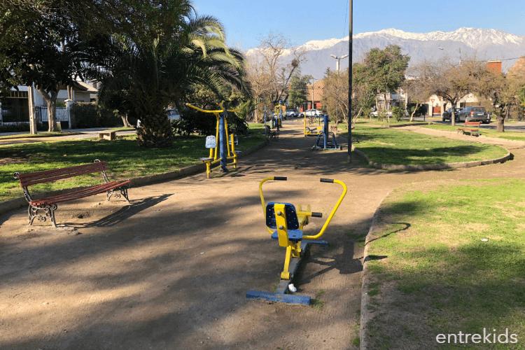 Plaza General Flores