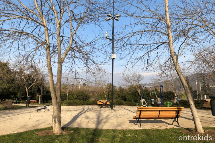 Plaza Los Canelos