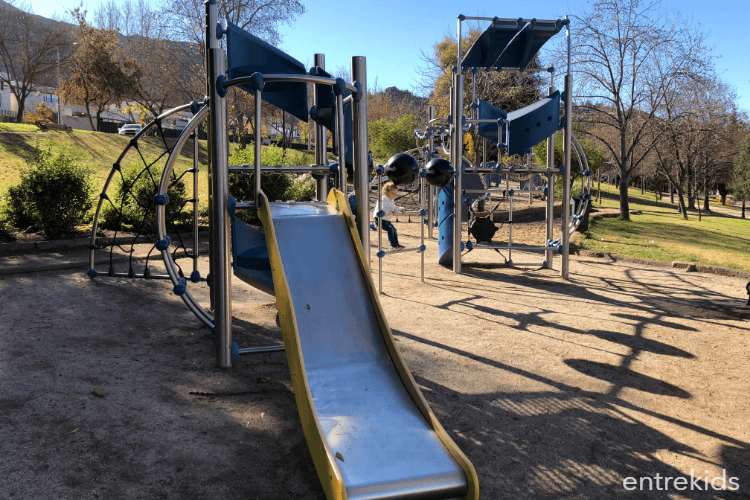 Parque Antonio Rabat
