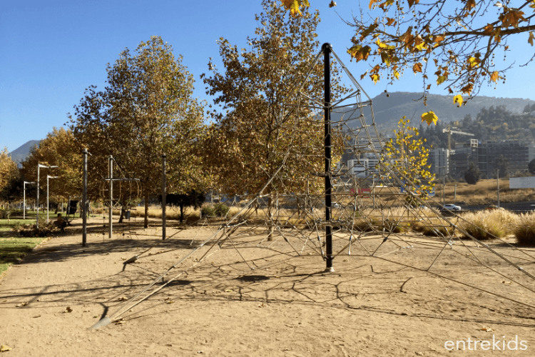Parque Monseñor Escrivá de Balaguer