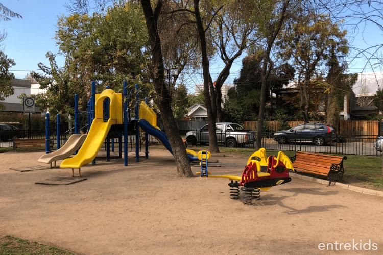Plaza Almirante Acevedo
