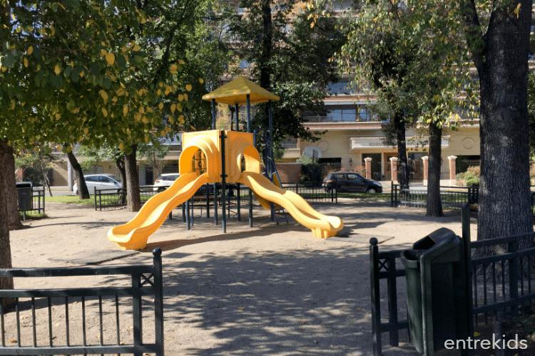Plaza Mauricio Rugendas