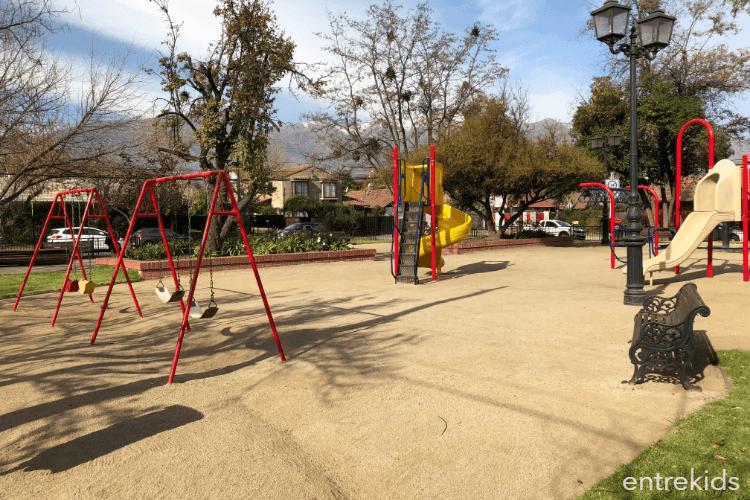 Plaza Monte Olimpo