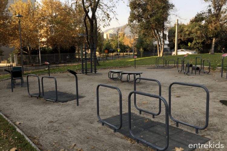 Plaza Padre Hurtado