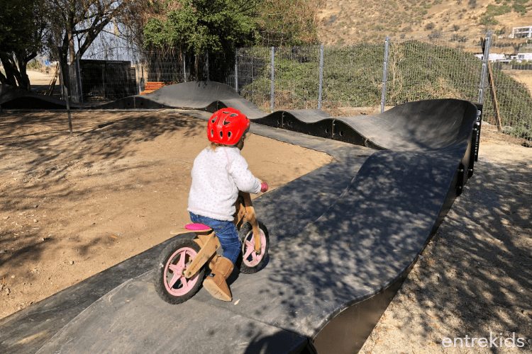 Pump Track Los Trapenses