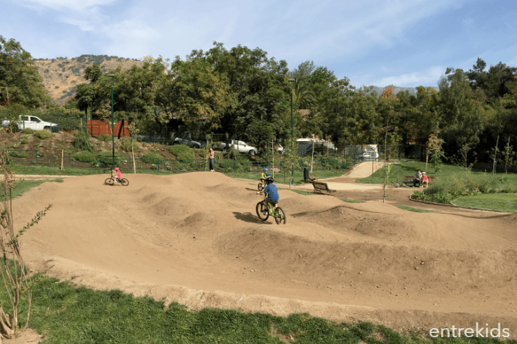 Pump Track La Dehesa