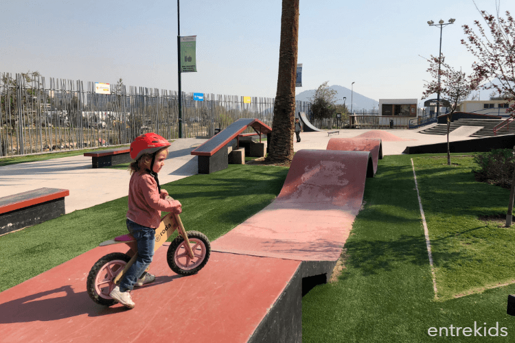Skatepark Lo Barnechea