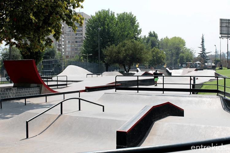 Skatepark Padre Hurtado