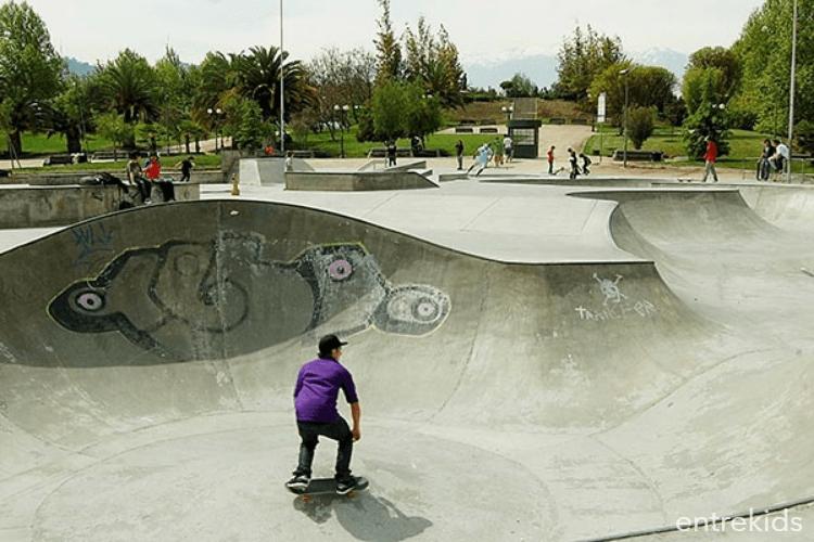 Skatepark Los Reyes