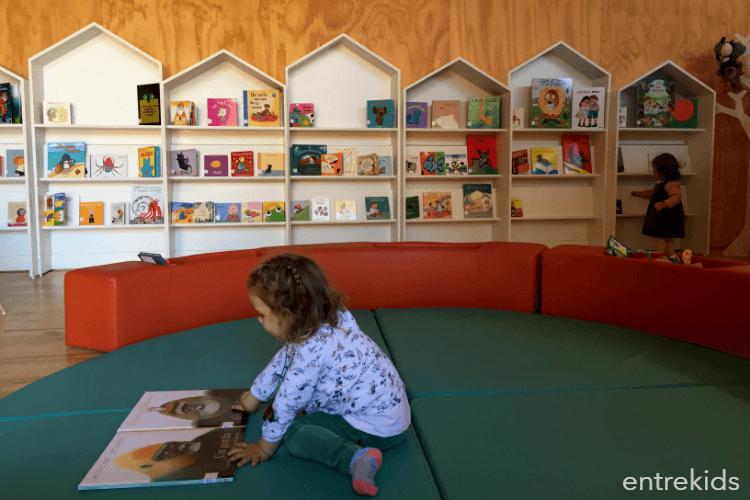 Estimula la imaginación de los mas chicos en la Guaguateca