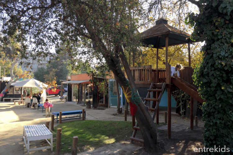 Parque El Secreto, un rincón por descubrir