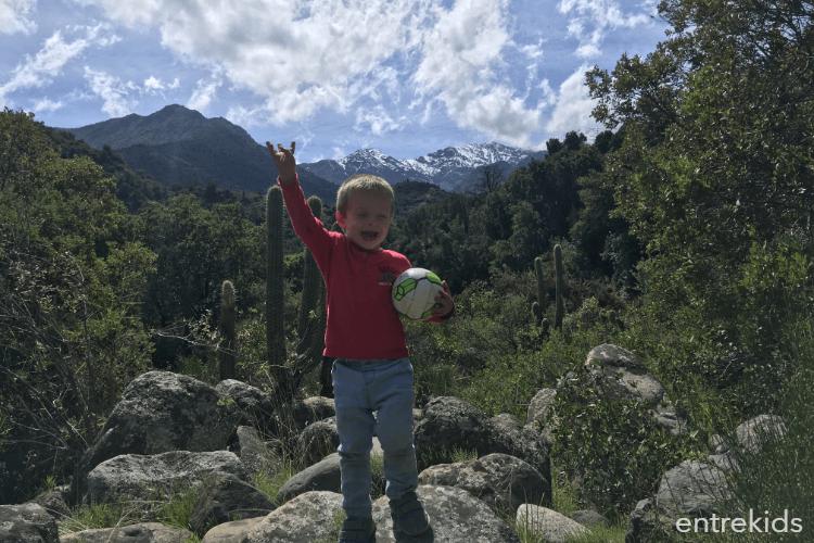 Parque Nacional Río Clarillo