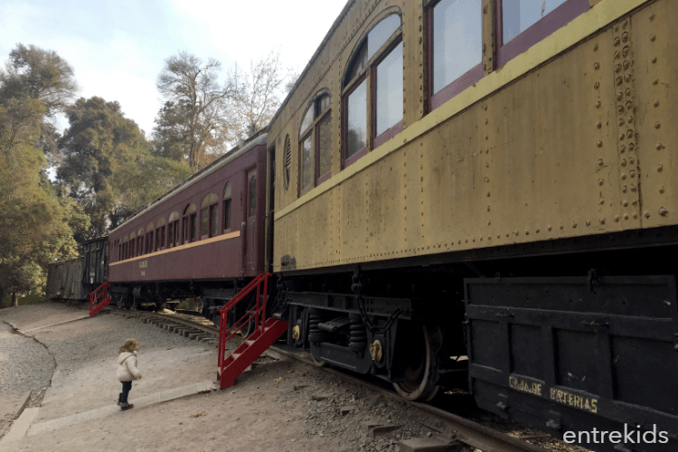 Museo Ferroviario, un viaje a la historia